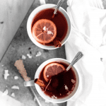 Warming, Spiced Fruit Tea