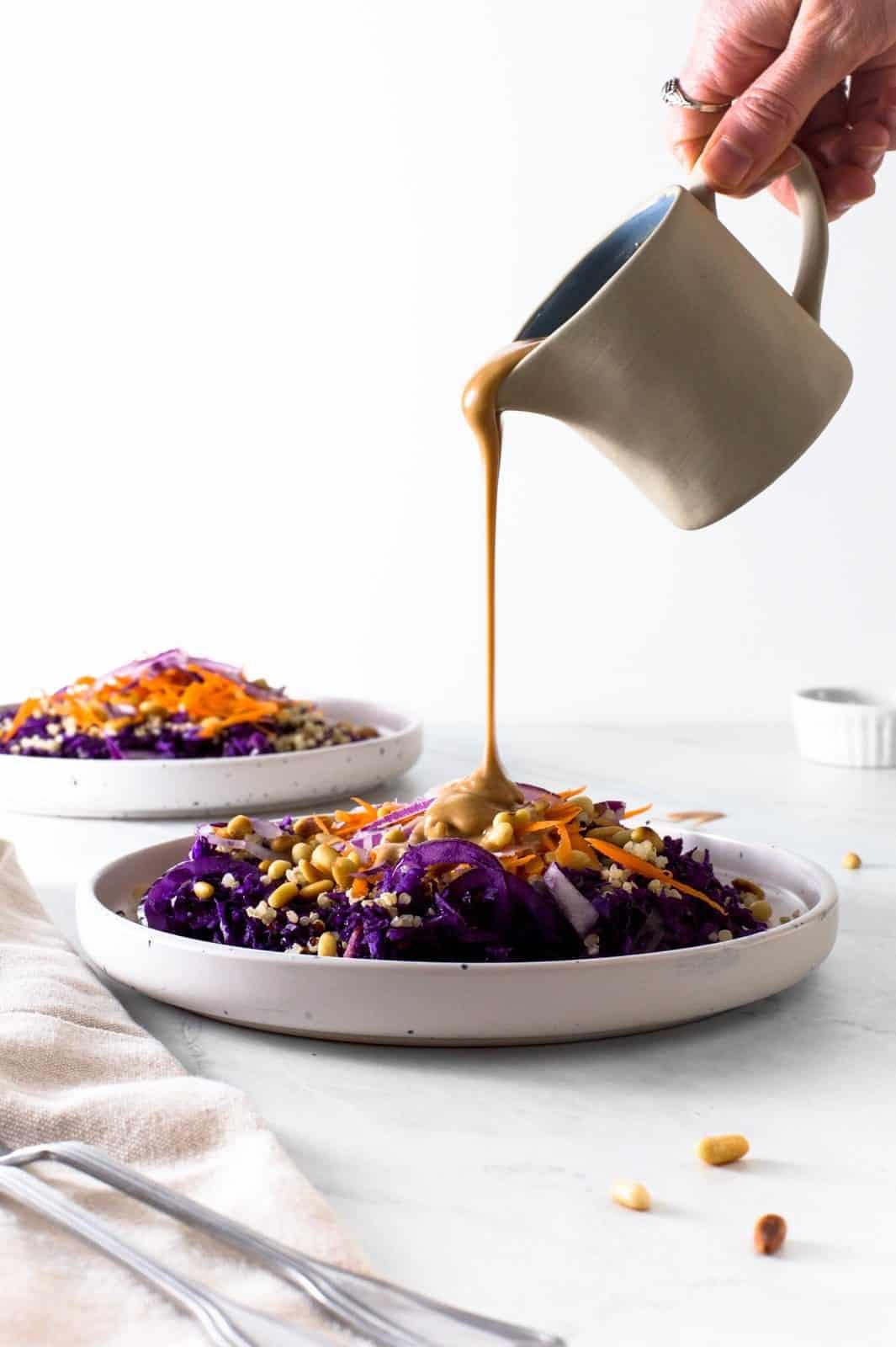 quinoa-rainbow-salad-vegan-cabbage-carrot (2 of 2)