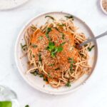 red-pepper-pasta-vegan-creamy