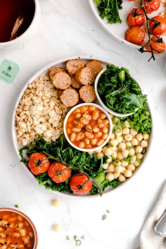 Healthy-Full-English-Vegan-Breakfast