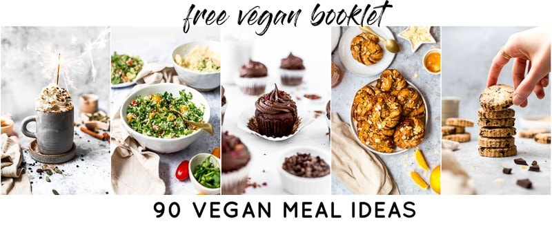 This image has an empty alt attribute; its file name is free-vegan-meal-ideas-booklet-1-of-1.jpg